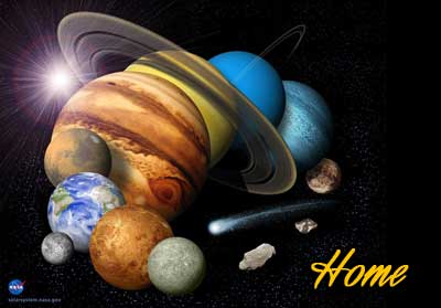 Solar System - Our Home